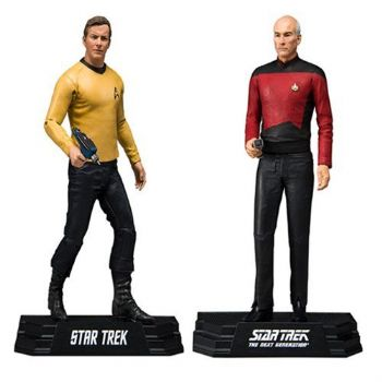 Star Trek Series 1 Action Figure Set  McFarlane Toys